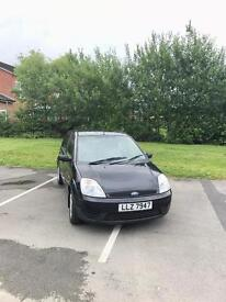 Ford fiesta automatic 1.3 petrol 59000 miles only lady owner