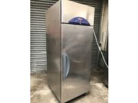 Williams one door upright catering fridge, made on 2016