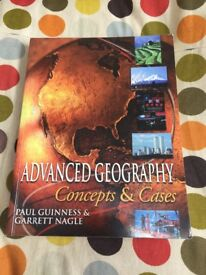 Advanced Geography: Concepts and Cases