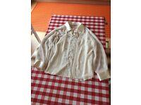 Lady shirt or Jamper.