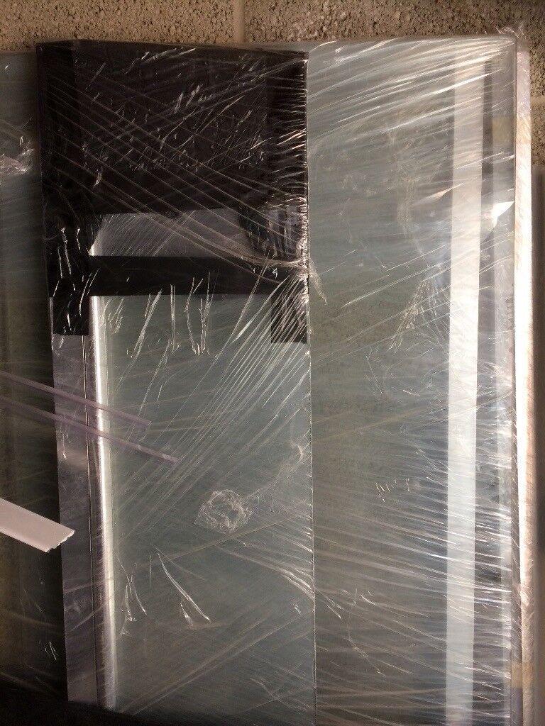 New shower panels