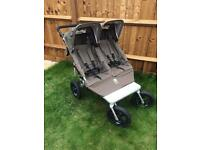 Easywalker Duo Double Buggy in fantastic condition
