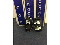 Kick pads
