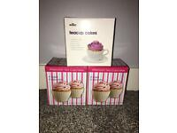 Teacup cupcake cases