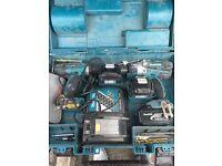 Makita Screw Guns 3x 3AH batteries charger