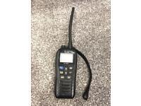 Icom VHF Marine Radio (Silver/Black)