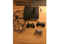 PlayStation 3 Console with 13 Games