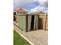 Tin shed 6ft/6ft
