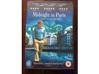 DVD - Midnight in Paris