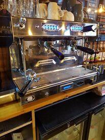 Brasilia Espresso Italiano Coffee Machine
