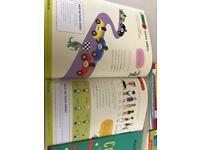 Master Maths Books