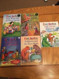 5 first read classic books