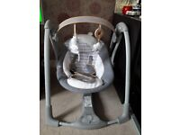 Baby swing from mothercare