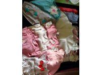 Baby girl bundle.