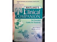 Mainlands clinical companion book