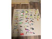 Fishing lures (50)