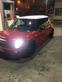 2003 MINI COOPER S YEARS MOT R53 SUPERCHARGED. MODIFIED JCW FAST LITTLE CAR NOT TURBO SWAP SWOP PX