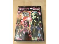 Monster High DVD