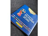 Panini World Cup stickers 2018