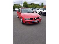 Seat Leon Cupra 1.8 20v turbo LOW MILEAGE//FULL SERVICE HISTORY