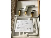 Brand new Bathroom mixer taps taps retail at £350 looking for £130
