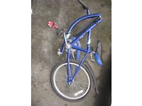 TAG ON CHILDS BICYCLE £20