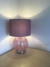 "Next ""cracked"" table lamp"