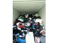 Wholesale Joblot Used Clothes