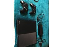 Xbox one 500gb 2 wireless controllers headset 7 games including fifa 18