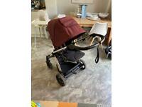 Mama's & Papas Sola 2 pushchair travel system