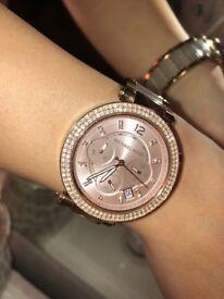 Women's Michael Kors Watch & Vivienne Westwood Necklace