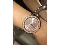 Women's Michael Kors Watch & Vivienne Westwood Necklace