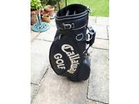 Callaway tour bag with cover £30