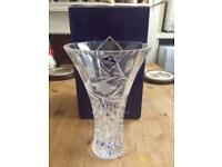 Edinburgh Crystal Vase