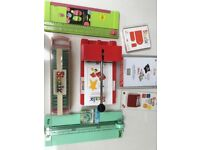 Sizzix Die Cutting Machine and accessories