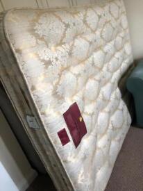 Kingsize mattress - firm