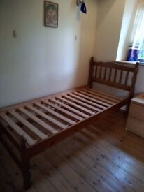 7 single beds, 3 bunk beds and 25 mattresses available