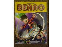 The Beano Annual 2018