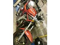 Suzuki 600 bandit 1998 looking for upgrade
