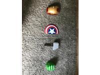 Avengers Wall Lights