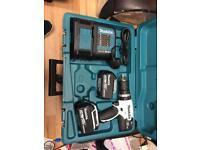Makita DHP453 with 2 3ah battery new