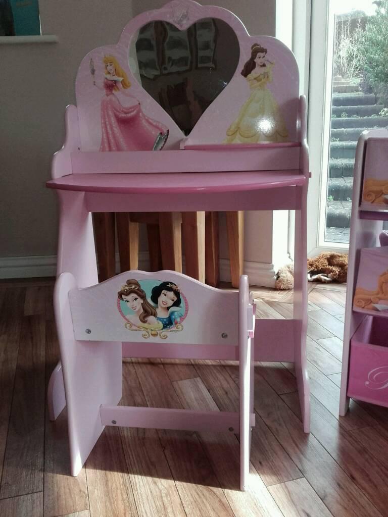 Disney Princess Furniture And Storage