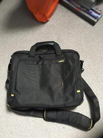 Targus Black Lap top bag