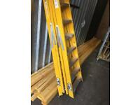 Fibreglass Swingback Ladders