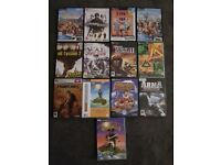 PC Games in good condition £1.00 each