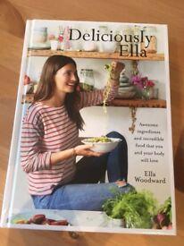 Deliciously Ella Hardback cook book in perfect condition