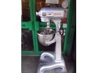 PATISSERIE BAKERY COMMERCIAL DOUGH MIXER NAAN BREAD CAKE LAHMACUN 20 LT HOBART ROTI CATERING CAFE