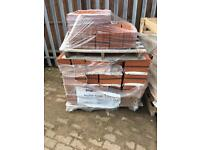 New Clay Red Roof Tiles 10.5 x 6.5