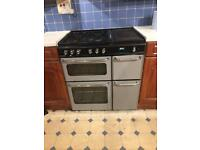 Stoves Newhome dual fuel range.