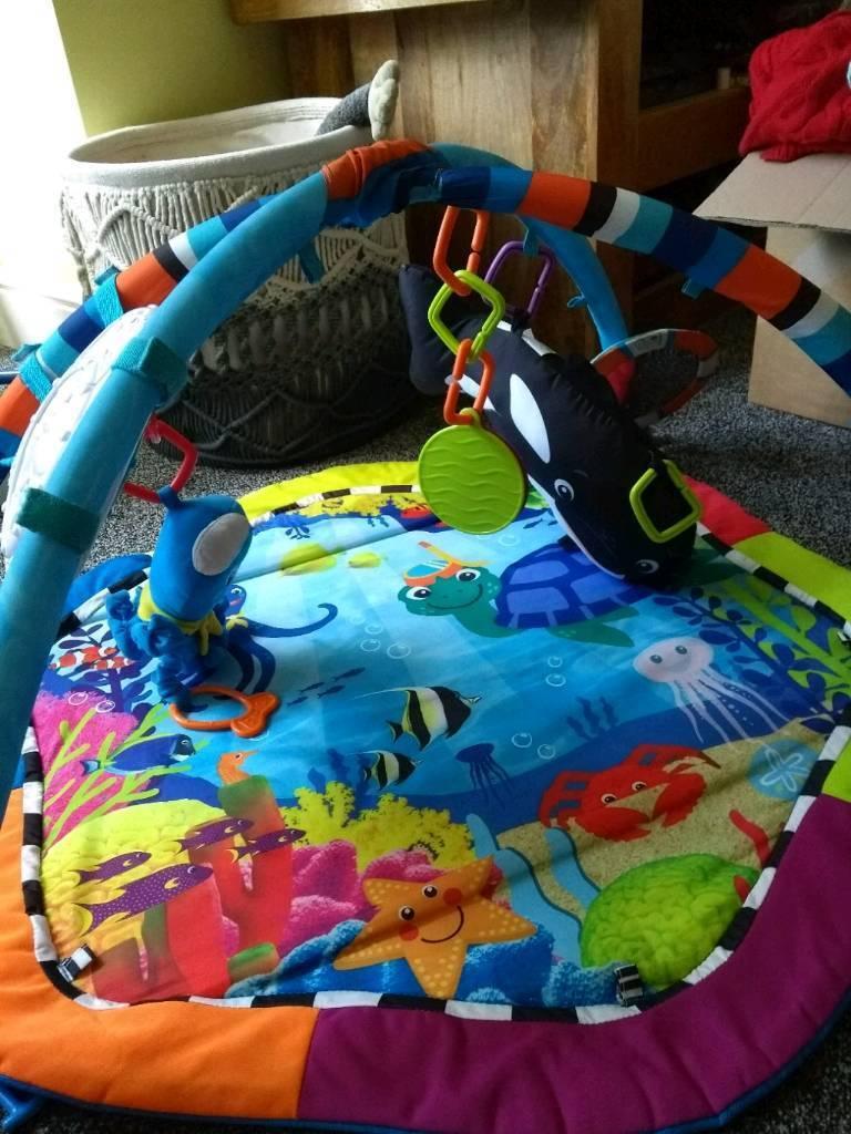 5a1a4c949 Baby Einstein Baby Neptune Ocean Adventure Play Gym